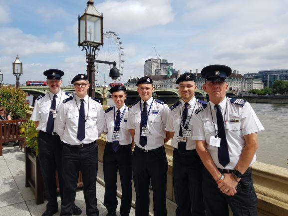 Emergency Service Cadets