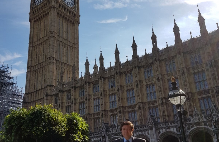 My First Week In Parliament Andrew Lewer