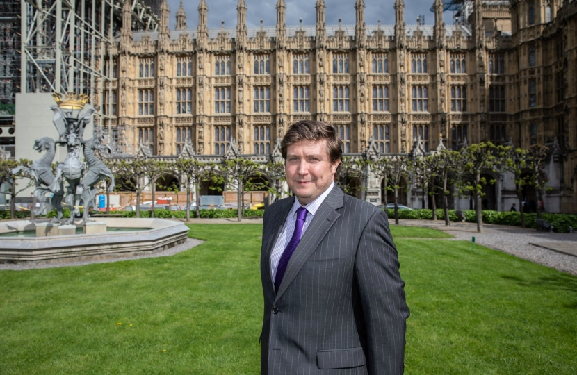 Andrew in Westminster